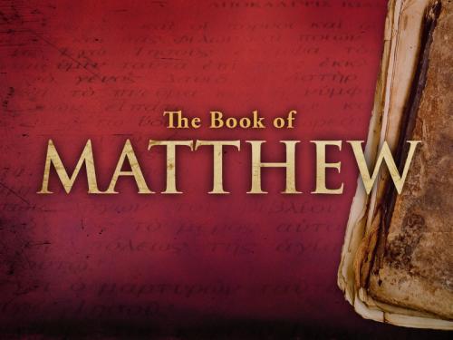Matthew 2:13-18