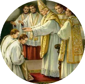 The Sacrament of Holy Orders (Priesthood)