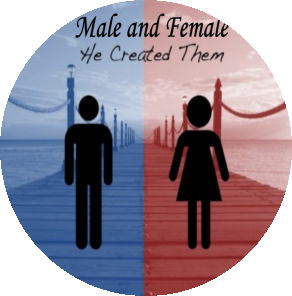 Male And Female Created He Them
