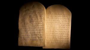 ten commandments lesson 1