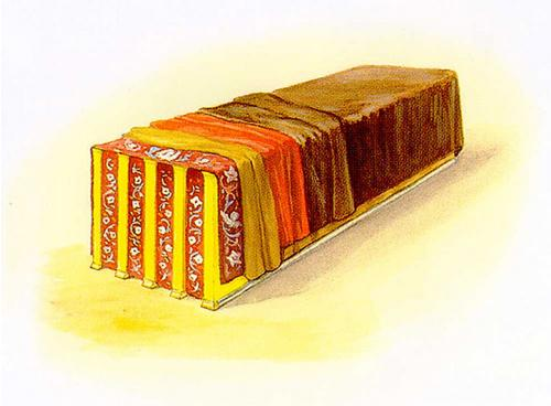 Tabernacle: The Coverings Of The Tent