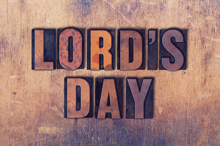 The Lords Day